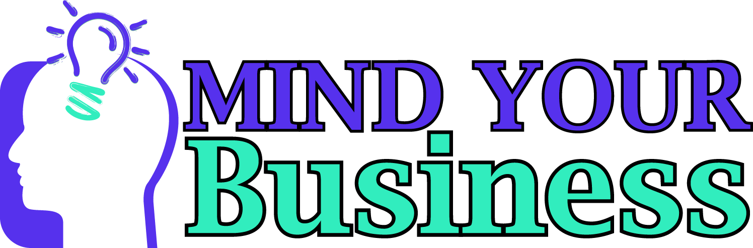 Mind Your Business Logo